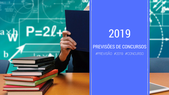 MELHORES CONCURSOS PÚBLICOS DE 2019