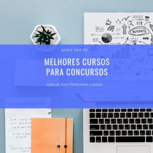 MELHORES CURSOS PARA CONCURSOS